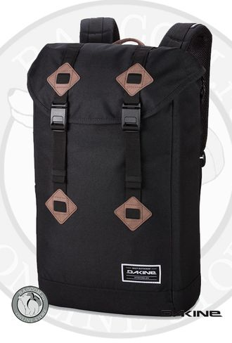 Dakine Trek II 26L Black. Интернет магазин Bagcom
