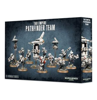 Warhammer 40000: Pathfinder Team