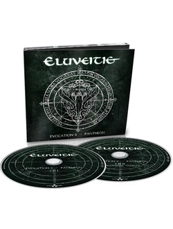 Eluveitie - Evocation II (Pantheon) 2CD Digi
