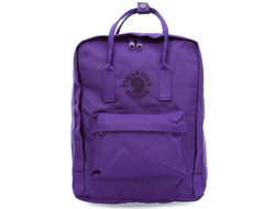 Рюкзак Fjallraven Kanken Purple (Re-Kanken)