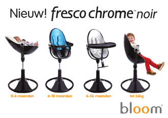 Стульчик Bloom Fresco Chrome Giro
