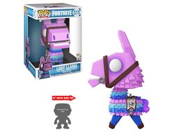 "Купить Фигурку Funko Pop Фанко Поп Vinyl: Games: Fortnite S3: 10"" Loot Llama"