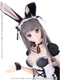 Кукла 1/3 Iris Collect Kano Moonlit Night Maid Rabbit