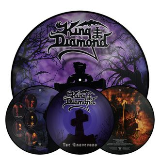 King diamond - The graveyard 2-LP Pic