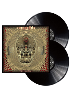 AMORPHIS Queen of time 2-LP