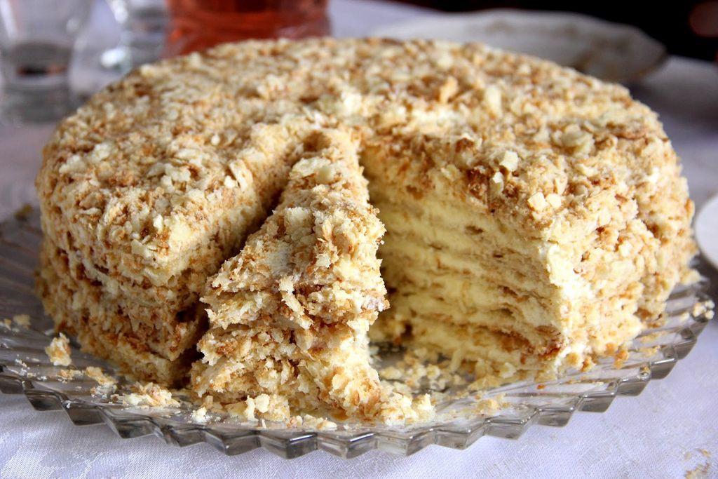 рецепты вкусной домашней выпечки и тортов с фото