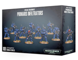 Warhammer 40000: Space Marines Primaris Infiltrators