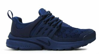 Nike Air Presto BR Navy Blue (41-46) Арт. 015М