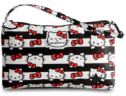 Сумочка Ju Ju Be BeQuick hello kitty Dots and Stripes