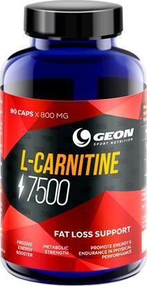Geon L-Carnitine 7500 800 мг  90 капс