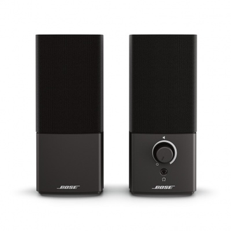 Bose Companion 2 III Black в soundwavestore-company.ru