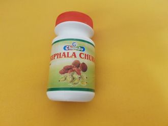 Трифала чурна (Triphala churan) Chanda - 100 гр. (Индия)