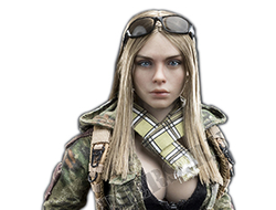 ПРЕДЗАКАЗ - КОЛЛЕКЦИОННАЯ ФИГУРКА 1/6 scale Action figure Python Stripe Camouflage - Villa Sister Flower (Jungle Python Stripe) (VCF-2035B) - VERYCOOL
