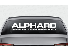 Alphard Sound Technology
