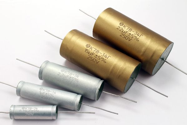 K78-34 russian audio capacitor