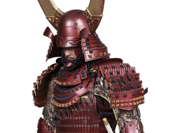 Самурай Ии Наомаса КОЛЛЕКЦИОННАЯ ФИГУРКА 1/6 SERIES OF EMPIRES- II NAOMASA THE SCARLET YAKSHA (EXCLUSIVE EDITION) (SE029) - COOMODEL