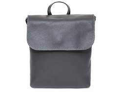 b2ba6dbe6a9a Soroko Сороко кожаный серый рюкзак City Mini Grey www.soroko-shop.com