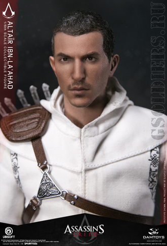 Ассасин Альтаир 1/6 Assassin's Creed Ⅰ 1/6th scale Altair Figure Specifications DMS005 Damtoys