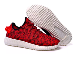 КРОССОВКИ ADIDAS YEEZY BOOST 350 RED/WHITE