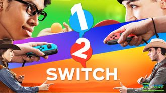 1-2 Switch (New)[Nintendo Switch, русская версия]