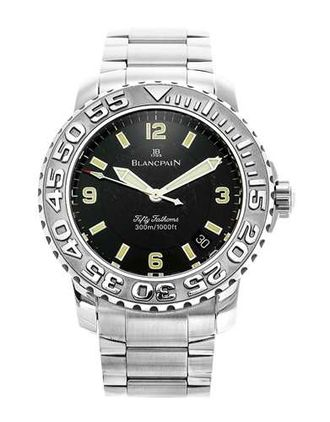 Blancpain Blancpain Watch Fifty Fathoms
