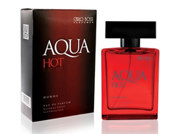 Aqua Hot eau de parfum for men