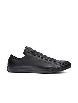 Кеды Converse Chuck Taylor All Star Mono Leather Low-Top черные