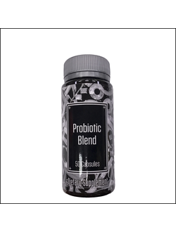 Wretch LAbs probiotic blend 50 cap