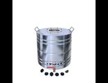 Бак матовый 35 литров с ребрами жесткости