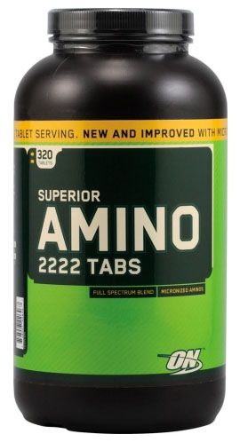 Superior Amino 2222 (Optimum Nutrition) 320 tab