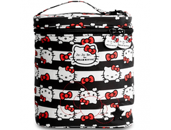 Термосумка для бутылочек Ju Ju Be Fuel Cell hello Kitty Dots and Stripes