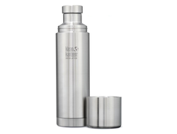 Термос Klean Kanteen Insulated TKPro 32oz (1000 мл) Brushed Stainless