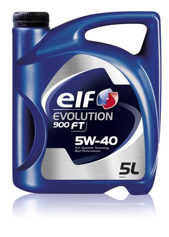 ELF EVOLUTION 900 FT 5W-40, 5л.