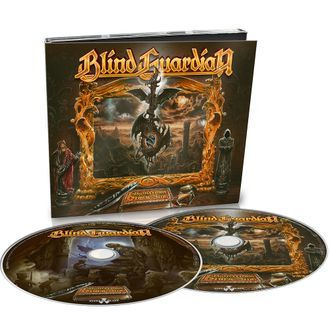 BLIND GUARDIAN Imaginations from the other 2-CD DIGI