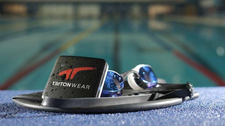 Triton 2 с ИИ поможет пловцу стать лучше