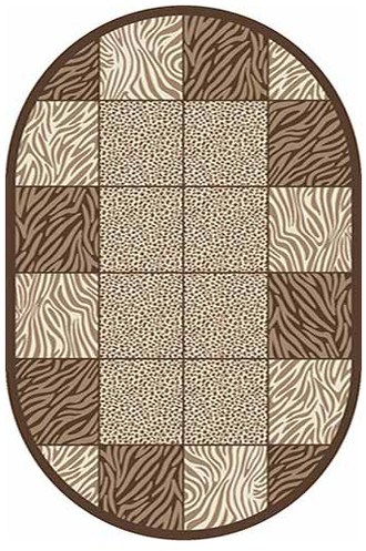 MEGA carving 8320_1 BROWN