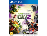 Plants vs. Zombies Garden Warfare GW2 (диск PS4)