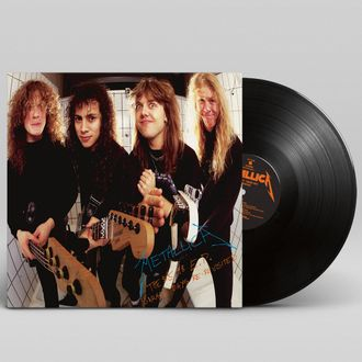 METALLICA - THE $5.98 E.P. - GARAGE DAYS RE-REVISITED LP