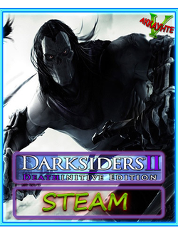 DARKSIDERS 2 DEATHINITIVE EDITION(STEAM GIFT)