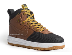 Nike Lunar Force 1 Duckboot мужские Brown