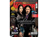 METAL HAMMER DEUTSCH Magazine April 2015 Nightwish, Till Lindemann, Slipknot  Cover ИНОСТРАННЫЕ МУЗЫ