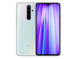 Смартфон Xiaomi Redmi Note 8 Pro 6/128GB White Global Version (M1906G7G) NFC