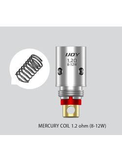 Испаритель iJOY Mercury 1.2ohm - ЦЕНА ЗА УПАКОВКУ 5ШТ