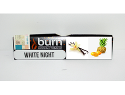 Табак Burn White Night Ананас Апельсин Ваниль 20 гр