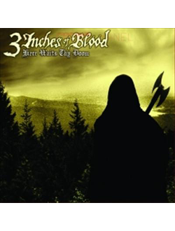 3 Inches Of Blood - Here Waits Thy Doom LP