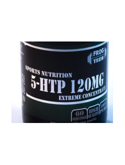 5-HTP EXTREME CONCENTRATE, 60 КАПСУЛ, 120 МГ от FROG TECH