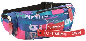 Сумка на пояс Optimum XL Print RL, лето