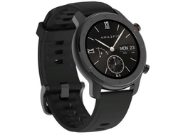 Умные часы Amazfit GTR Lite 47 mm (A1922) Black GLOBAL VERSION EAC (РУССКИЙ ЯЗЫК)