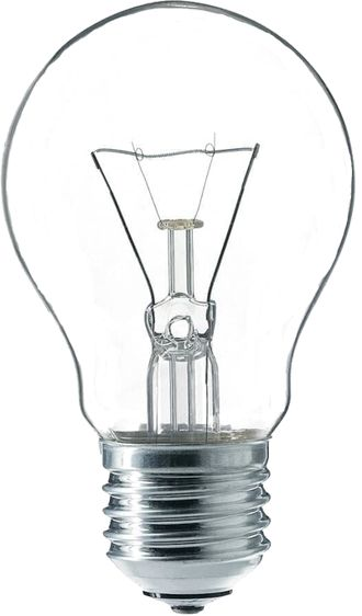 General Electric GLS 25A1/CL 25w 230v E27
