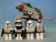 "Конструктор LEGO # 8014 ""Clone Walker Battle Pack 2009"" в Сборе."